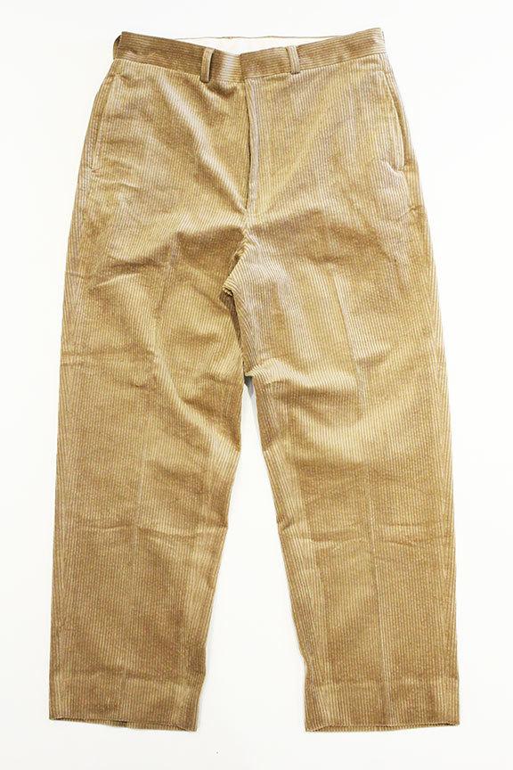 """TOWN CRAFT (タウンクラフト) \"""" Corduroy Wide Trousers \""""_b0122806_14431082.jpg"""