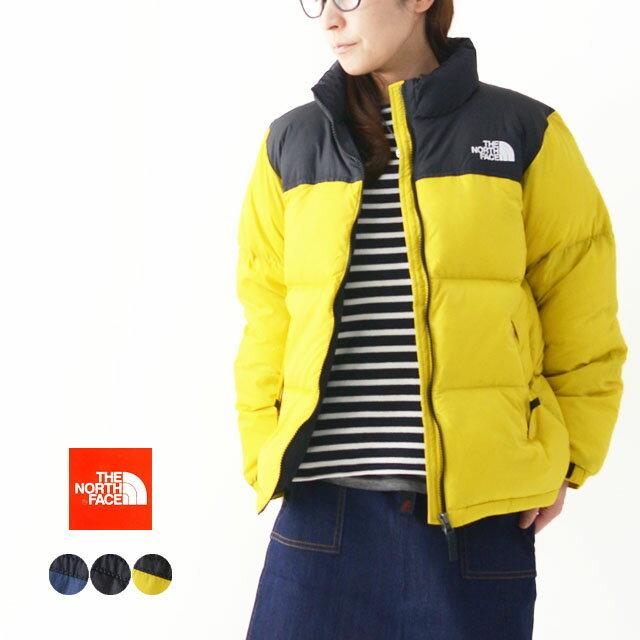 THE NORTH FACE [ザ ノースフェイス正規代理店] Nuptse Jacket [NDJ91863] ヌプシジャケット(キッズ/レディース)LADY\'S_f0051306_18243692.jpg