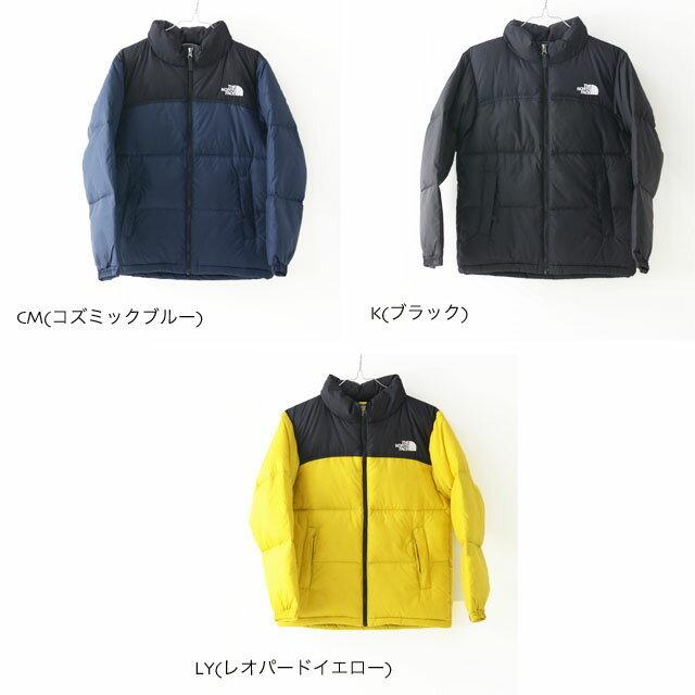 THE NORTH FACE [ザ ノースフェイス正規代理店] Nuptse Jacket [NDJ91863] ヌプシジャケット(キッズ/レディース)LADY\'S_f0051306_18243919.jpg