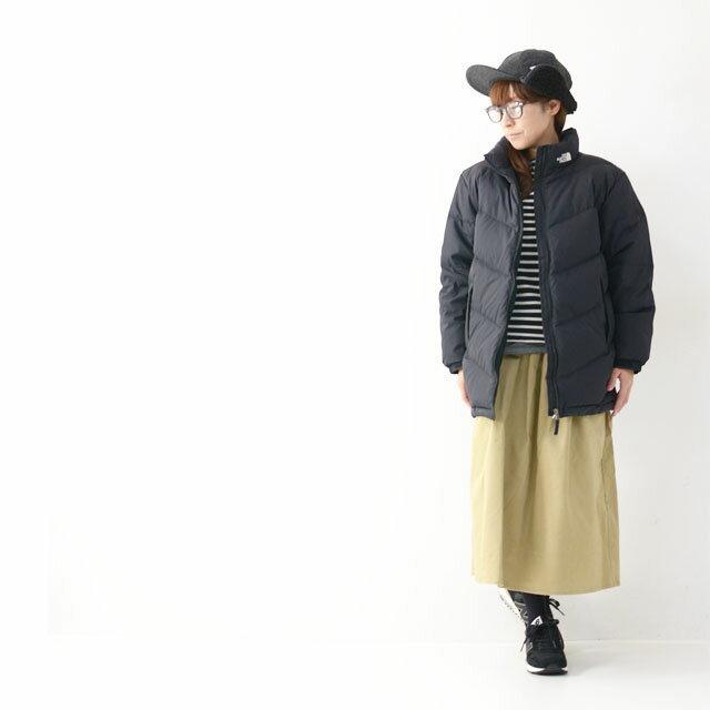 THE NORTH FACE [ザ ノースフェイス正規代理店] Ascent Coat [NDJ91865] アッセントコート(キッズ/レディース)LADY\'S_f0051306_18284614.jpg
