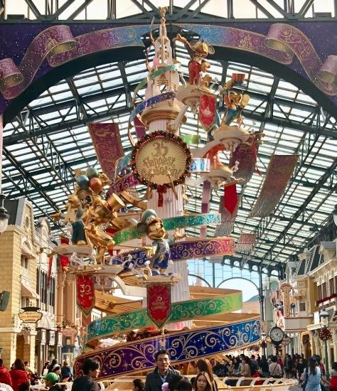 東京ディズニーランドにオーシャンズ12(笑)_f0197215_16344949.jpeg