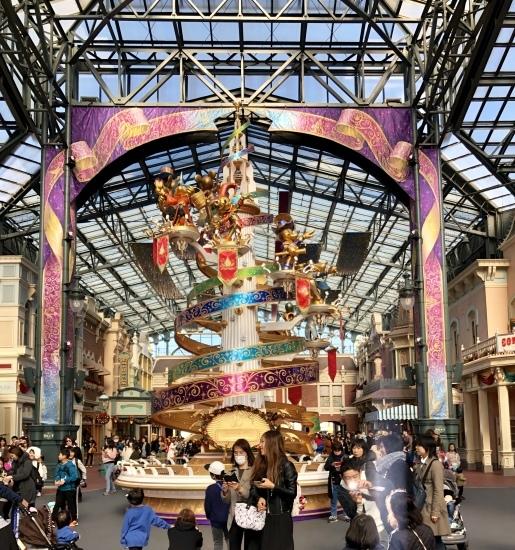 東京ディズニーランドにオーシャンズ12(笑)_f0197215_16345099.jpg