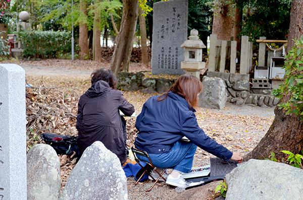 淡彩風景画講座・12月のテーマ「寺院を描く」ご紹介_b0212226_10444052.jpg