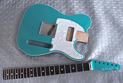 「Radiant Green MetallicのSTD-T」の塗装が完了です!_e0053731_16034438.jpg