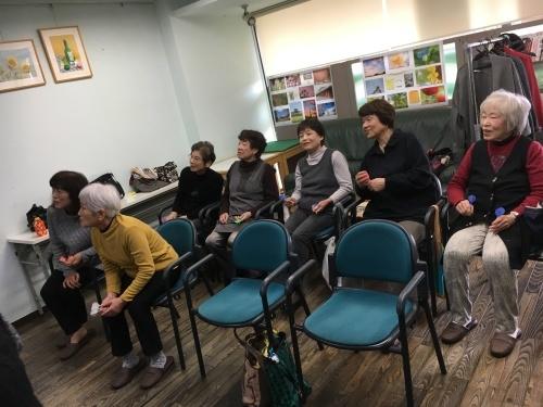 認知症予防教室(ダーツで脳トレーニング)_c0113948_14500302.jpg
