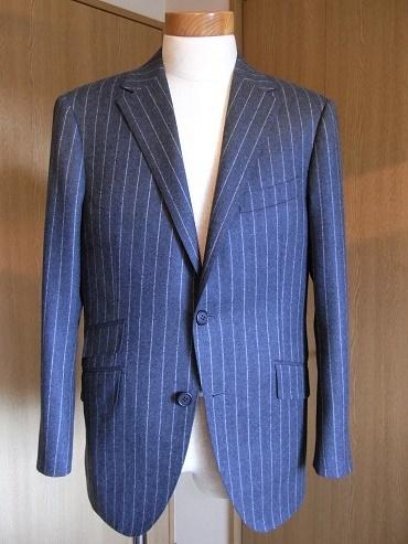 「CANONICO」×「岩手のスーツ」=グローバルスタンダード 編_c0177259_21422326.jpg