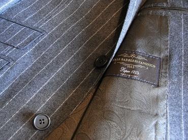 「CANONICO」×「岩手のスーツ」=グローバルスタンダード 編_c0177259_21433411.jpg