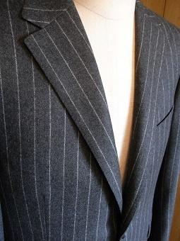 「CANONICO」×「岩手のスーツ」=グローバルスタンダード 編_c0177259_21460432.jpg