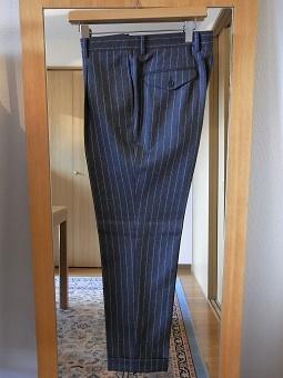 「CANONICO」×「岩手のスーツ」=グローバルスタンダード 編_c0177259_21473673.jpg