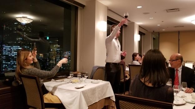 昨日はスロベニアワインのザリアパーティー。🎵_e0119092_14362914.jpg