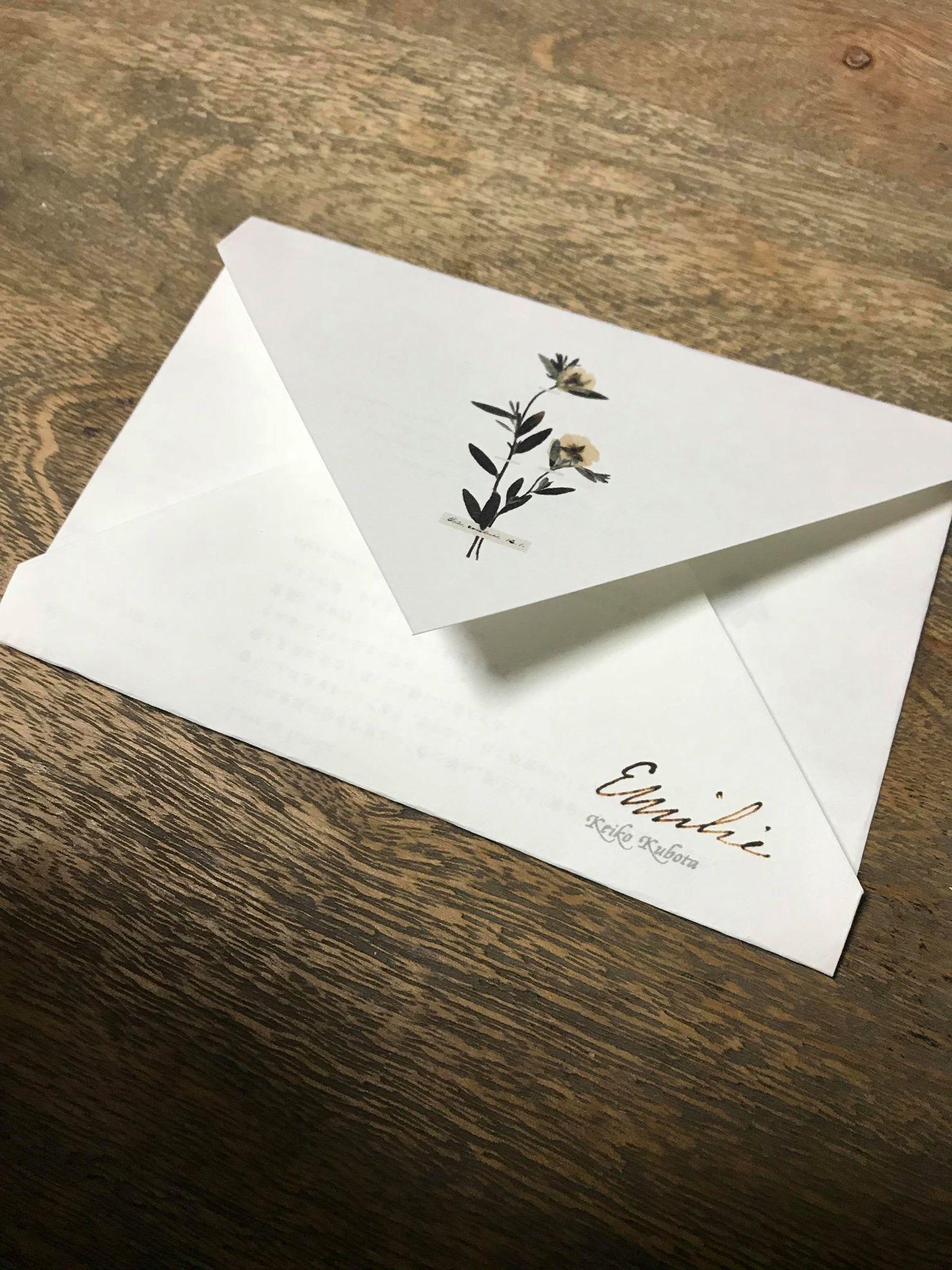 音楽という手紙 Emilie  ~ for Emily Dickinson ~_c0203401_11370448.jpg