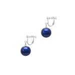 身につける漆 漆のアクセサリー イヤリング 糖蜜珠 コバルト色 坂本これくしょんの艶やかで美しくとても軽い和木に漆塗りのアクセサリー SAKAMOTO COLLECTION wearable URUSHI accessories earrings Molasses Jewel cobalt blue color 糖蜜のようにつややかな丸い珠が耳元で女性らしくゆらゆら揺れる愛らしい、発色の良い鮮やかなブルーが上品でクールな印象を演出、1日着けていても耳が痛くなりにくい仕上がり、かぶれ防止コートで安心、オールシーズン活用できるアイテムです。 #漆のアクセサリー #軽いイヤリング #accessories #jewelry #earrings #MolassesJewel #CobaltBlue #BlueEarring #青いイヤリング #漆のイヤリング #イヤリング #糖蜜珠 #コバルトブルー #坂本これくしょん #身につける漆 #漆塗り #軽さを実感