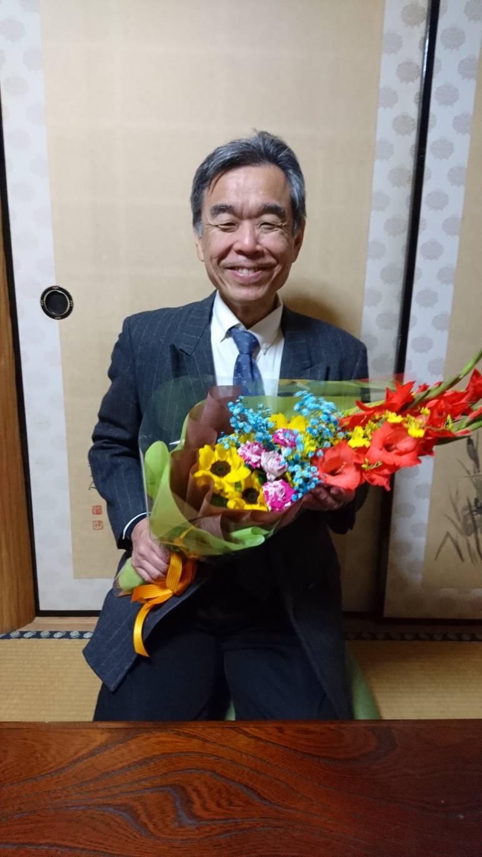 ありがとうございます!定年退職送別会でした!!!_f0053218_23093058.jpg