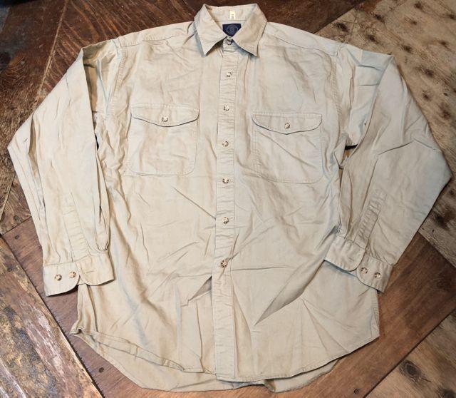 11月16日(金)入荷!90s OLD GAP ツイルシャツ! _c0144020_13504955.jpg