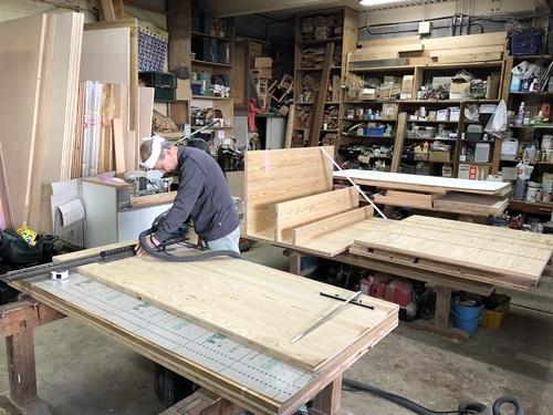 わざわ座 働く家具『働 具』製作完了_c0019551_13474365.jpg