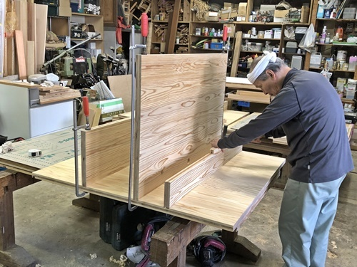 わざわ座 働く家具『働 具』製作完了_c0019551_13474567.jpg