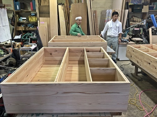 わざわ座 働く家具『働 具』製作完了_c0019551_13475040.jpg