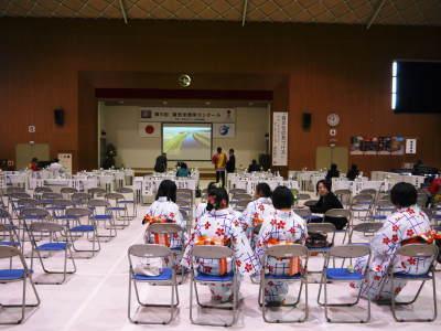 第6回菊池米食味コンクール 明日(11/17)は第2回九州のお米食味コンクールin菊池が開催されます!!_a0254656_18165330.jpg