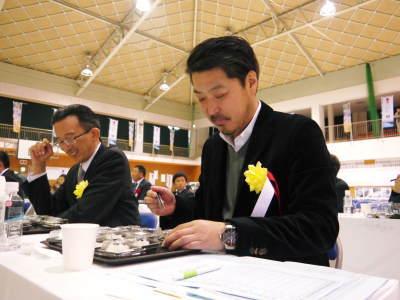 第6回菊池米食味コンクール 明日(11/17)は第2回九州のお米食味コンクールin菊池が開催されます!!_a0254656_18210554.jpg