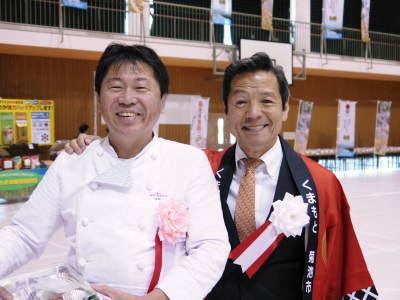 第6回菊池米食味コンクール 明日(11/17)は第2回九州のお米食味コンクールin菊池が開催されます!!_a0254656_18552053.jpg