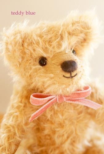 first teddy for baby girl S  ファーストテディ_e0253364_09260504.jpg