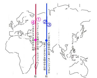 縄文がブームになったのは、地球の活性化ポイントが淡路島135度ラインに来たから_d0169072_14214967.jpg