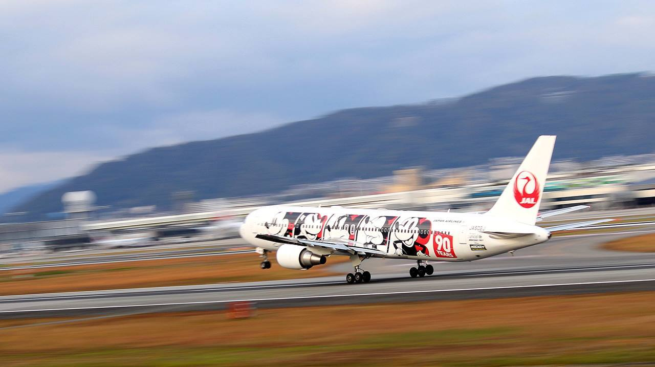 「JAL DREAM EXPRESS 90」が就航・・・_c0213607_23422902.jpg