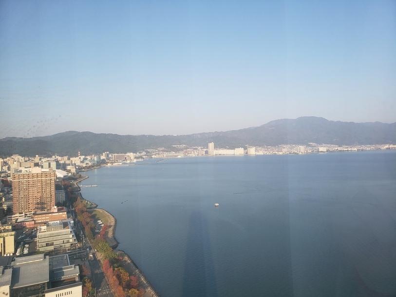 琵琶湖 結婚5周年旅行2日目_c0288307_18523594.jpg