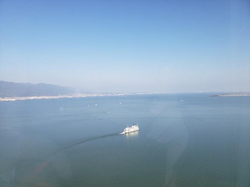 琵琶湖 結婚5周年旅行2日目_c0288307_18524295.jpg