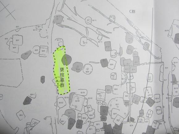 邪馬台国の滅亡にリンクする弥生遺跡(三輪町と夜須町)_a0237545_01141620.jpg