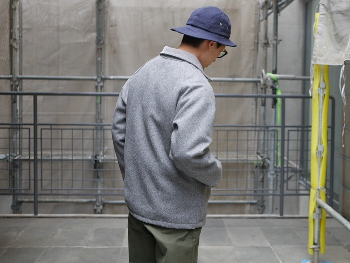 OUTER & KNIT COLLECTION ~セレクト のアウター編~_e0247148_13390552.jpg