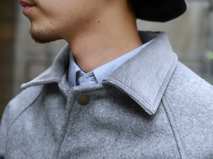 OUTER & KNIT COLLECTION ~セレクト のアウター編~_e0247148_13390560.jpg