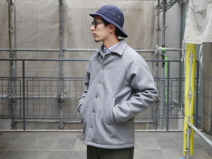 OUTER & KNIT COLLECTION ~セレクト のアウター編~_e0247148_13390633.jpg