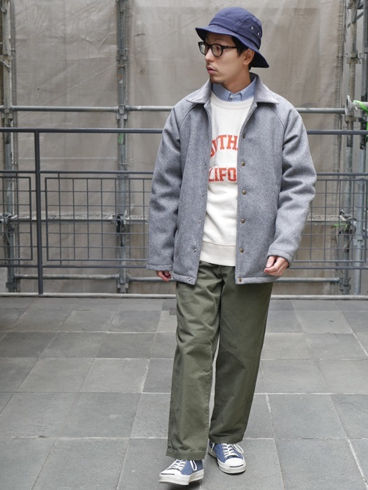 OUTER & KNIT COLLECTION ~セレクト のアウター編~_e0247148_13390682.jpg