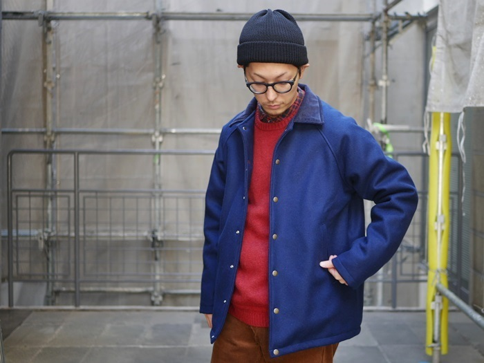 OUTER & KNIT COLLECTION ~セレクト のアウター編~_e0247148_13402154.jpg