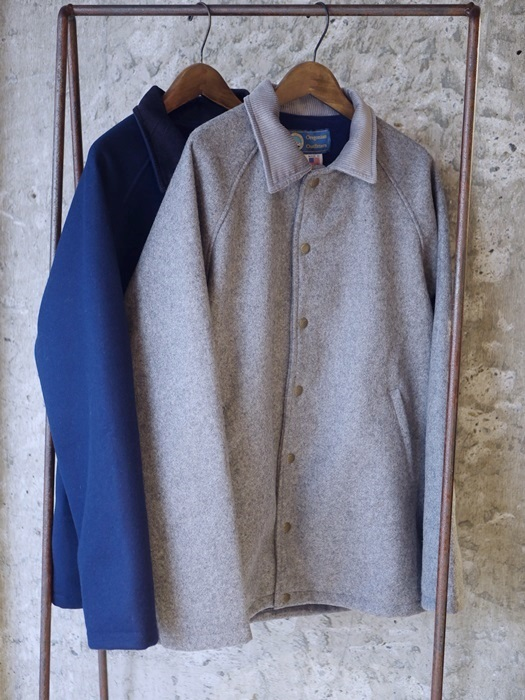 OUTER & KNIT COLLECTION ~セレクト のアウター編~_e0247148_13402167.jpg