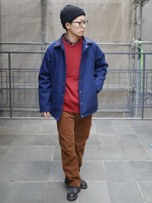 OUTER & KNIT COLLECTION ~セレクト のアウター編~_e0247148_13402185.jpg