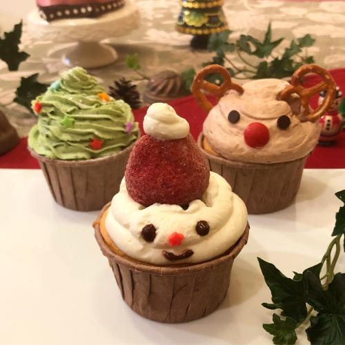 東邦ガス  クリスマスイベント  親子でお菓子作り_e0045565_11002879.jpg
