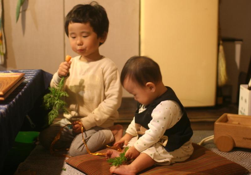 お野菜たっぷり、青山ファーマーズマーケットへ!_b0209774_02503408.jpg