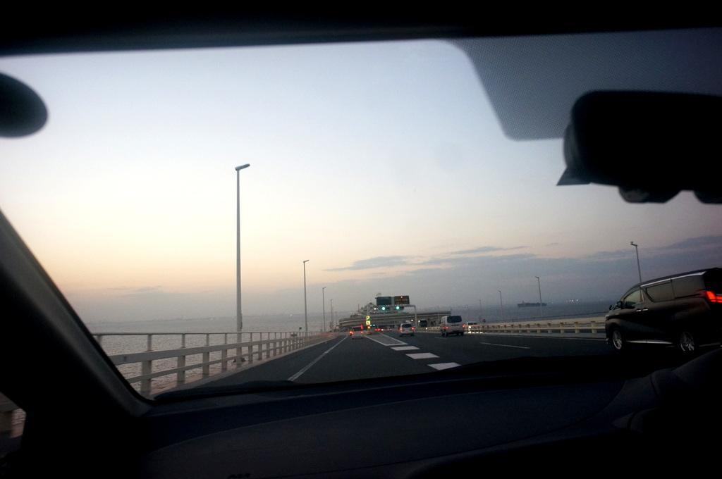 横須賀から金谷港、ドライヴの一日 10/25_c0180686_06293144.jpg