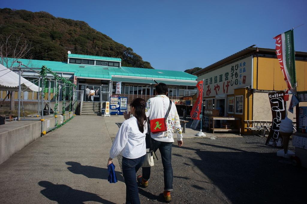 横須賀から金谷港、ドライヴの一日 10/25_c0180686_06571530.jpg