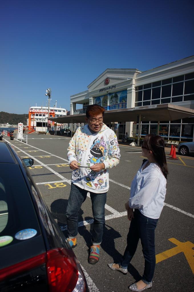 横須賀から金谷港、ドライヴの一日 10/25_c0180686_07010500.jpg