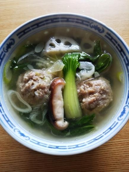 過去メシ・焼きそば・味噌ラーメン・肉団子スープ_f0316507_08433024.jpg
