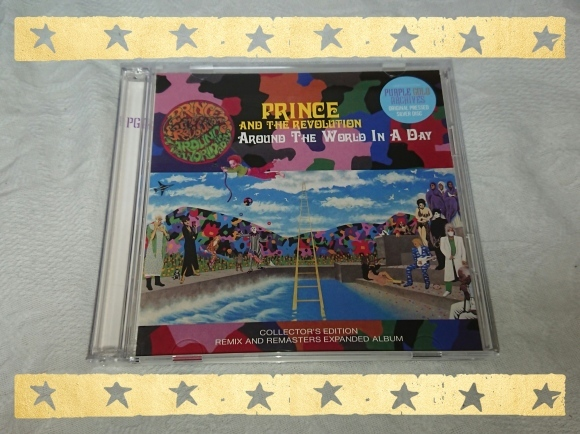 PRINCE AND THE REVOLUTION / AROUND THE WAORLD IN A DAY COLLECTOR\'S EDITION_b0042308_09571118.jpg