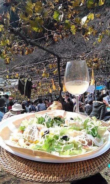 ワイナリーの収穫祭_c0037814_22374292.jpg