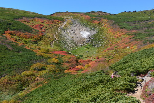 "2018年9月 『大雪・十勝連峰の秋』 September 2018 ""Autumn Color in Mt Taisetsu & Mt Tokachi\""_c0219616_12205594.jpg"