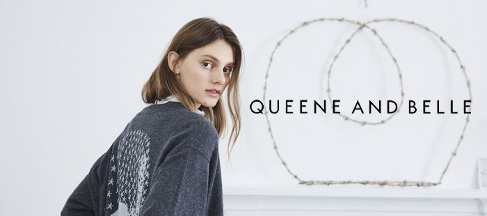 QUEENE AND BELLE AW18 サボテン アリゾナカシミヤニットパーカー_e0275122_16452756.jpg