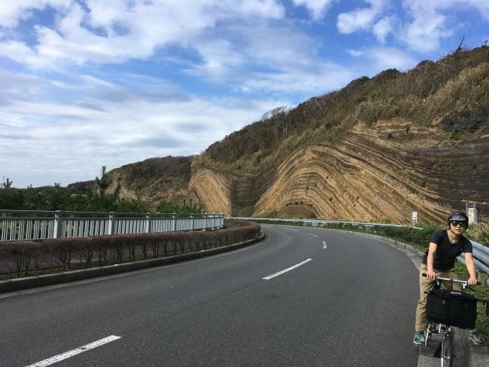 2018.11.16-17 伊豆大島へブロンプトンでバイクパッキング day1_b0219778_14532823.jpg