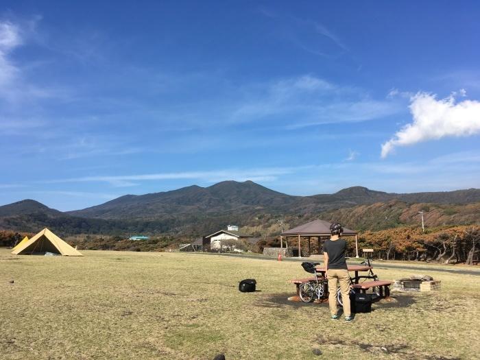 2018.11.16-17 伊豆大島へブロンプトンでバイクパッキング day2_b0219778_15032731.jpg