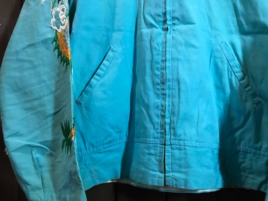 マグネッツ神戸店11/21(水)Vintage入荷! #1 Souvenir Jacket!US.Cavalry Boots!!!_c0078587_14121439.jpg